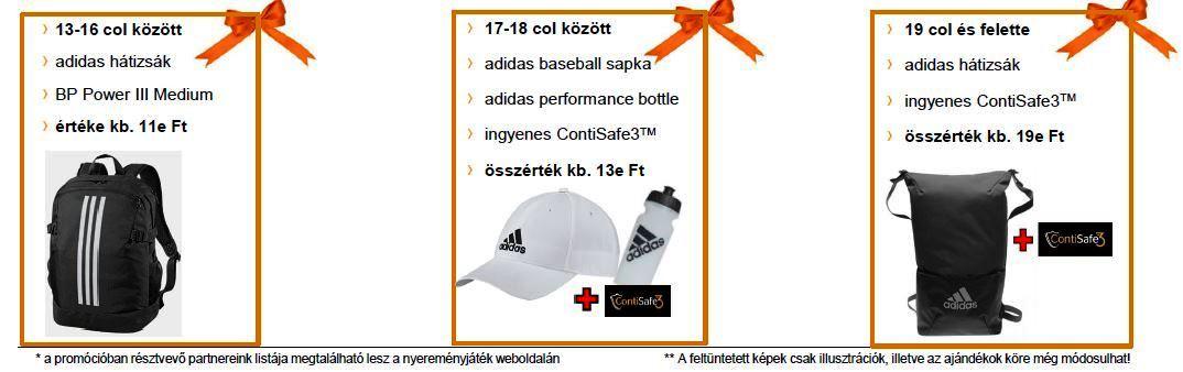 Continental ajándékok bdf2b5aa4d